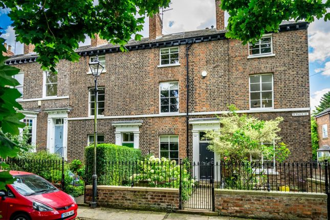 Thumbnail Town house for sale in St. Pauls Square, York