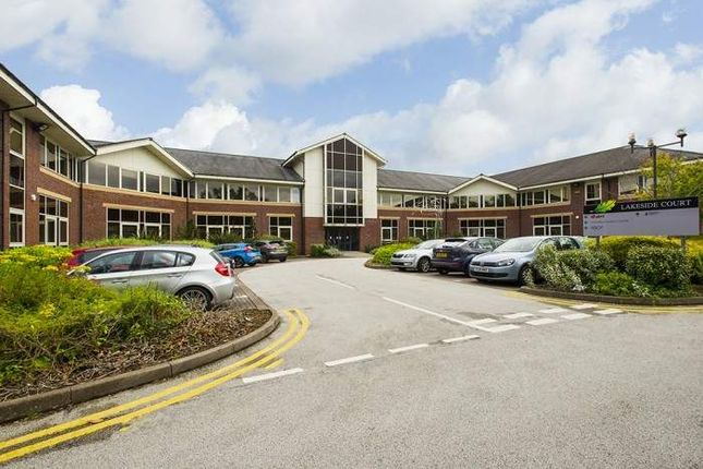 Thumbnail Office to let in Waterfront House, Lakeside Court, Sherwood Park, Nottingham