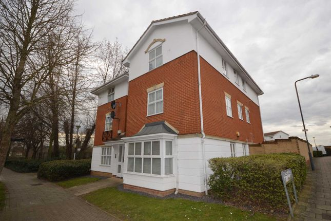 Thumbnail Flat to rent in Ware Point Drive, London