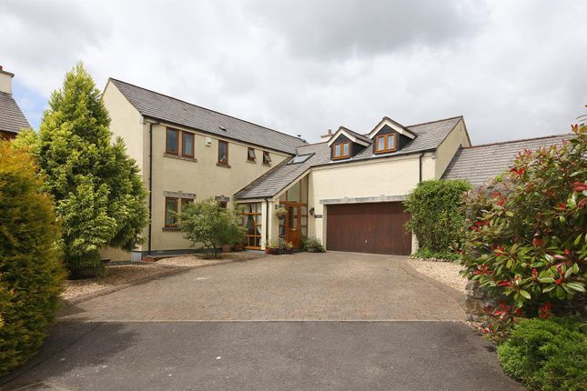 Thumbnail Detached house for sale in Maes Y Gollen, Creigiau, Cardiff