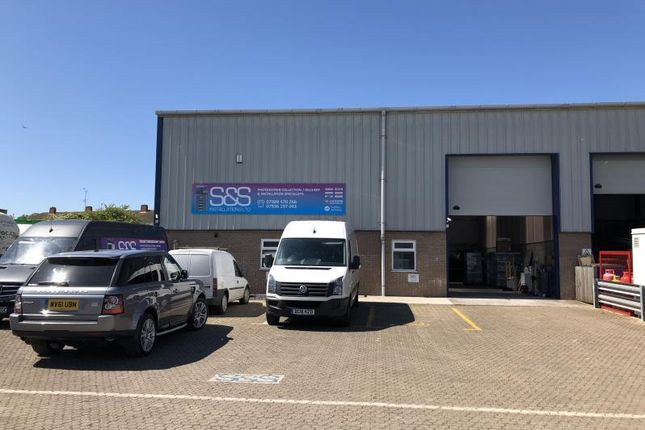 Thumbnail Industrial for sale in Unit 54, Unit 54, Bw Business Park, Oldmixon Crescent, Weston-Super-Mare