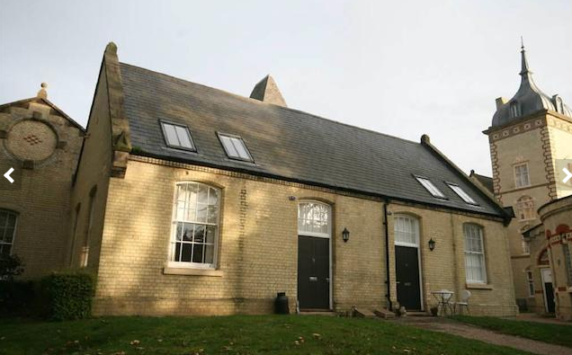 Mews house to rent in Kingsley Avenue, Fairfield, Hitchin