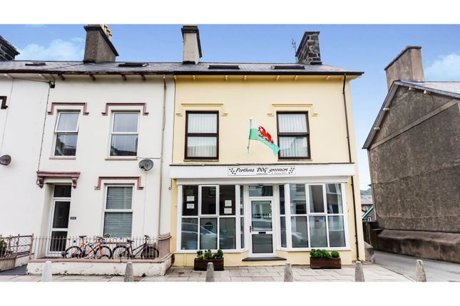 Thumbnail End terrace house for sale in 20 Snowdon Street, Porthmadog
