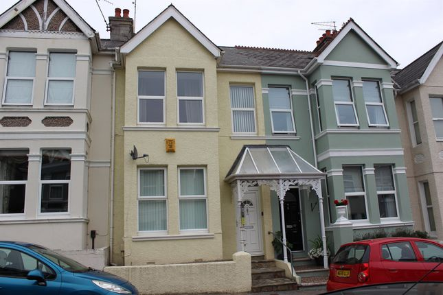 Thumbnail Terraced house for sale in Meredith Road, Plymouth