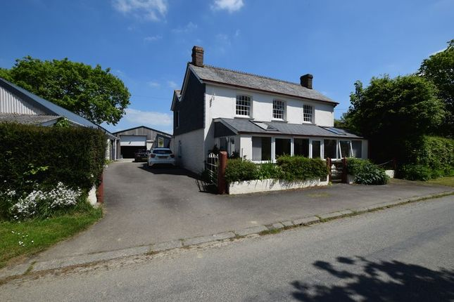 Thumbnail Detached house for sale in Canworthy Water, Launceston