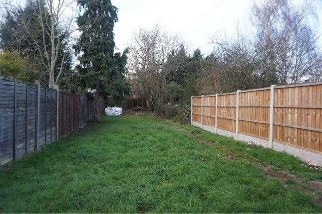 Garden of Ravenscroft Road, Beckenham BR3