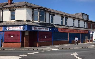 Thumbnail Commercial property for sale in Shops & Flats Investment, 113, 115, 117 & 119, Egerton Road, Blackpool