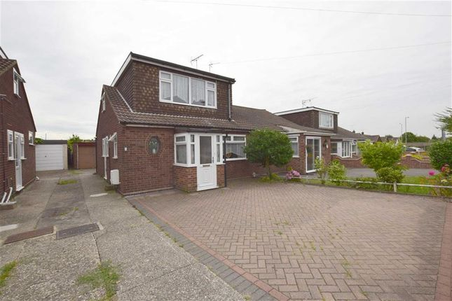 Thumbnail Semi-detached house for sale in Sanctuary Gardens, Stanford-Le-Hope, Essex