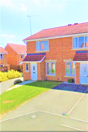 Thumbnail Town house to rent in Rother Mews, South Elmsall