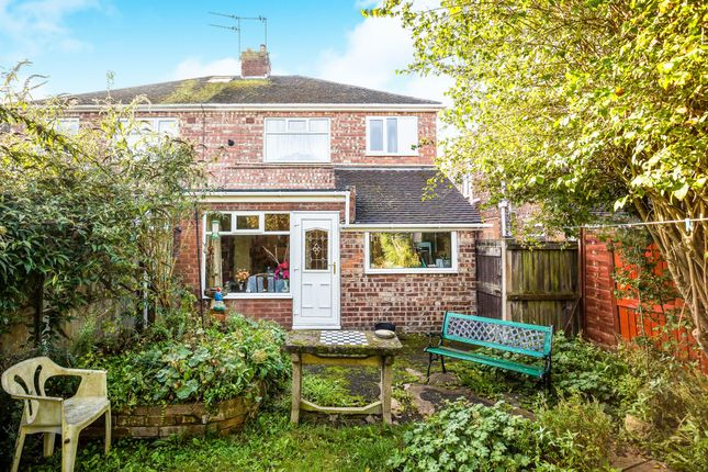 Thumbnail Semi-detached house for sale in Cobham Road, Moreton, Wirral
