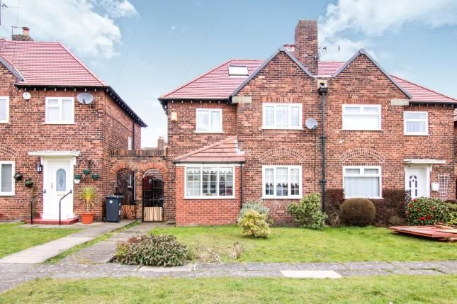 Thumbnail Semi-detached house for sale in Octavia Hill Road, Litherland, Liverpool, Merseyside