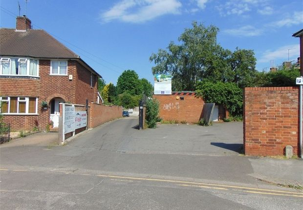 Thumbnail Land for sale in Highgrove Street, Reading, Berkshire