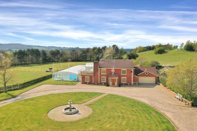 Thumbnail Detached house for sale in Brick Kiln Lane, Shepshed, Loughborough