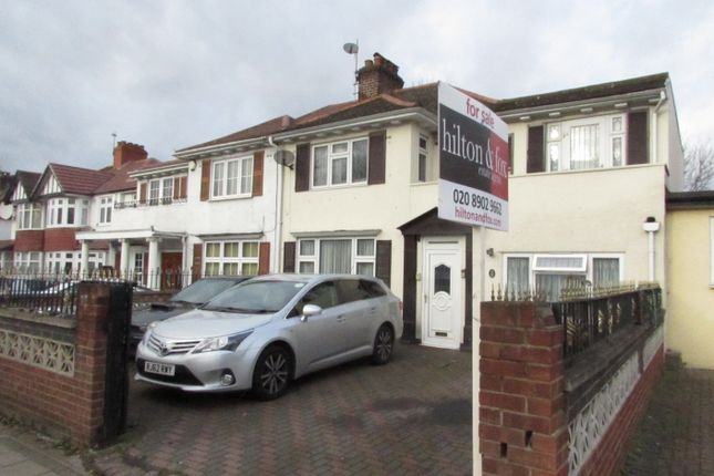 Thumbnail Semi-detached house for sale in Langdale Gardens, Perivale