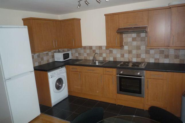 Thumbnail Flat to rent in Templar Road, Beeston