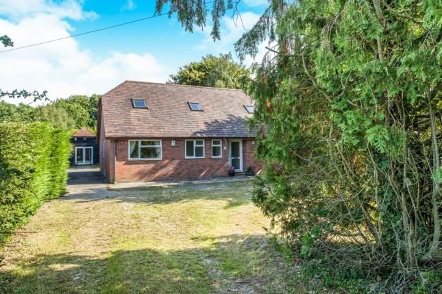 Thumbnail Detached house for sale in Tally Ho Road, Stubbs Cross, Ashford, Kent