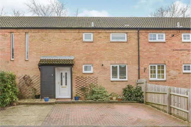 Terraced house in  Florin Close  Pennyland  Milton Keynes  Bucks M Milton Keynes
