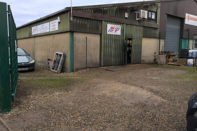 Thumbnail Industrial to let in Unit 1 Derwent Road, Malton, N Yorks