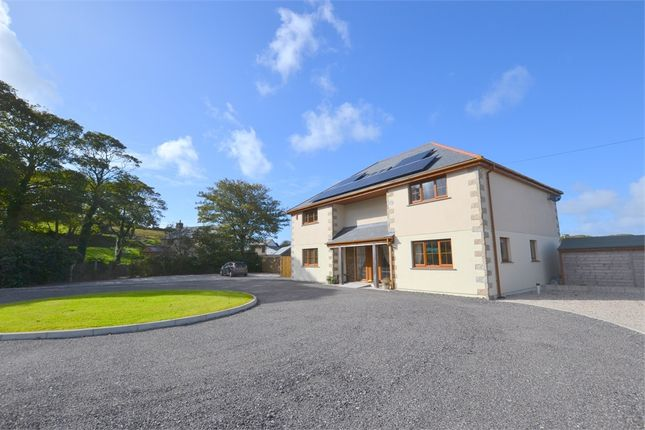 Thumbnail Detached house for sale in Pink Moors, St. Day, Redruth