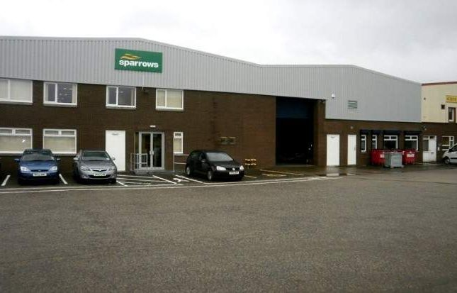 Light industrial to let in Units 9, Aberdeen