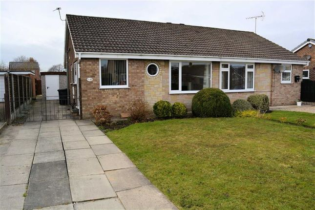 2 bed semi-detached bungalow to rent in Westbourne Road, Selby