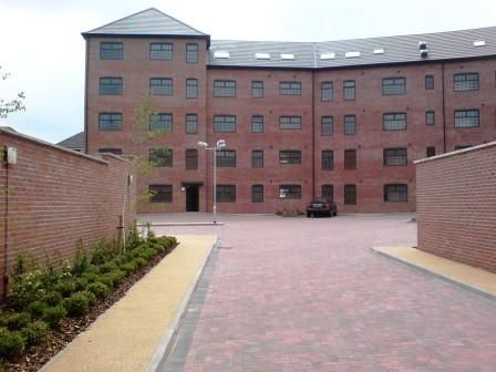 Thumbnail Flat to rent in Westpoint, Brook Street, Derby