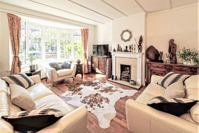 Thumbnail Semi-detached house for sale in Second Avenue, London