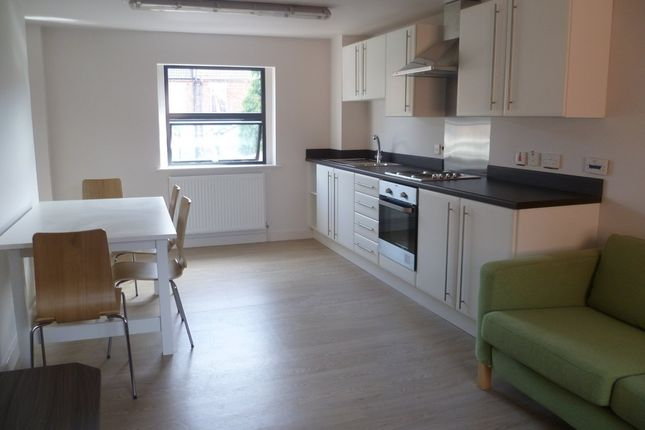 Thumbnail Flat to rent in Vecqueray Street, Coventry