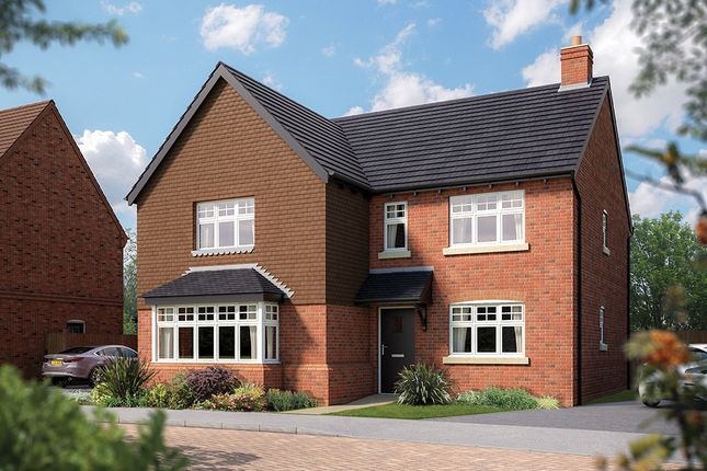 """Thumbnail Detached house for sale in """"The Arundel"""" at Nottinghamshire, Edwalton"""