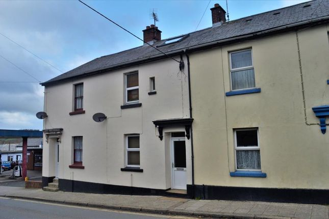 Thumbnail Terraced house for sale in East Street, Okehampton, Devon
