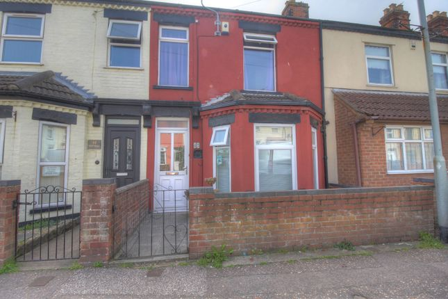 4 bed terraced house for sale in Mill Road, Great Yarmouth NR31