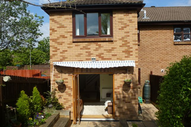 Thumbnail End terrace house for sale in Riversdale, Llandaff, Cardiff