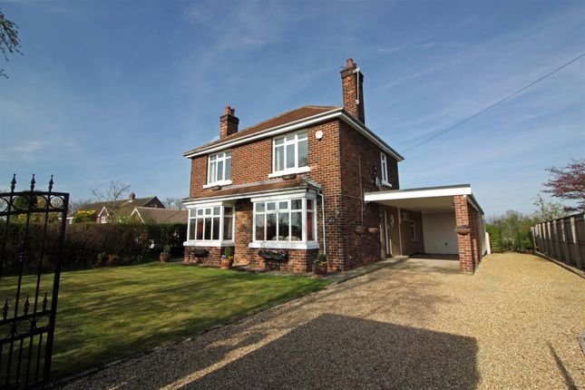 Thumbnail Detached house for sale in Folly Nook Lane, Ranskill, Retford