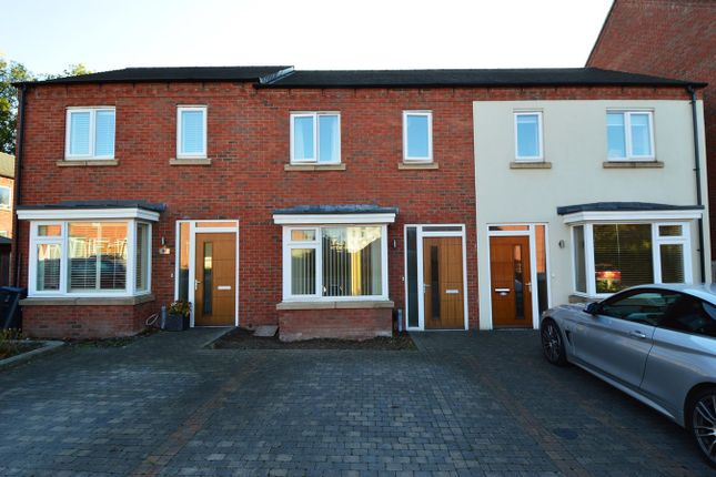 Thumbnail Terraced house to rent in Cofton Park Drive, Cofton Hackett, Birmingham