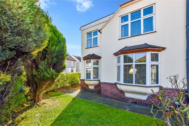 Thumbnail Semi-detached house for sale in Long Lane, Bexleyheath, Kent