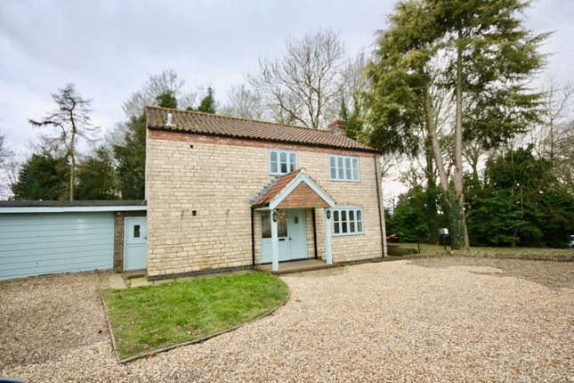 Thumbnail Detached house to rent in Chapel Lane, Harmston, Lincoln