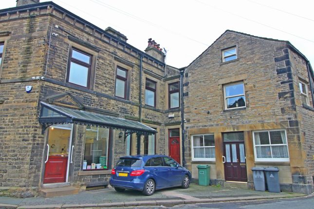 Thumbnail Flat to rent in Market Place, Marsden, Huddersfield