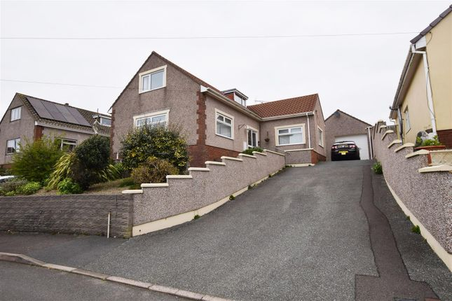 Thumbnail Detached house for sale in Bay View Drive, Hakin, Milford Haven