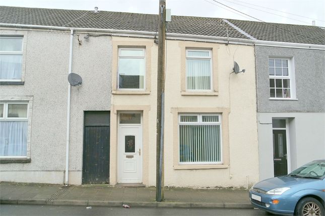 Thumbnail Terraced house to rent in St Michaels Road, Maesteg, Mid Glamorgan