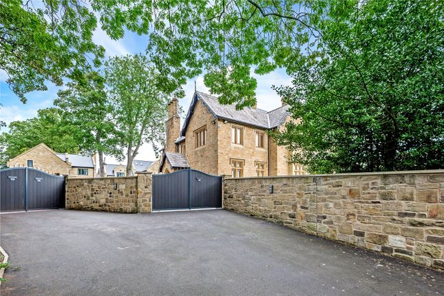 Thumbnail Detached house for sale in The Old Vicarage, Leeds Road, Oulton, Leeds, West Yorkshire