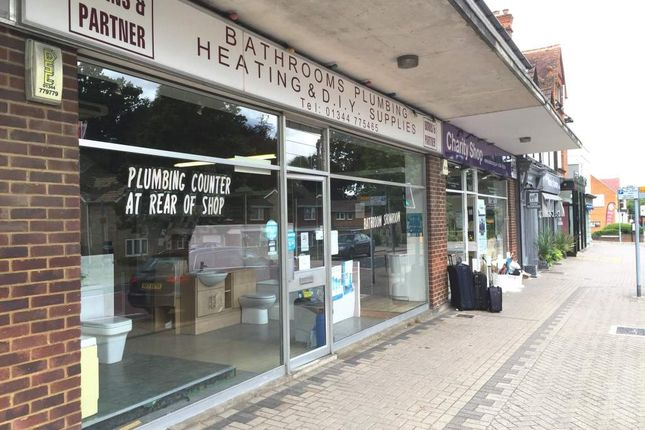 Retail premises for sale in Reading RG45, UK