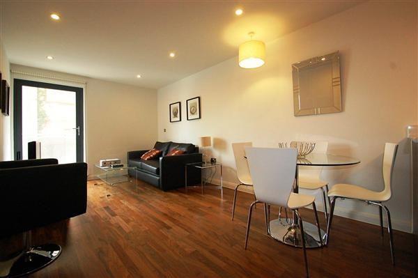 Thumbnail Flat to rent in Chorus Development, 2 Stanley Road, Wimbledon