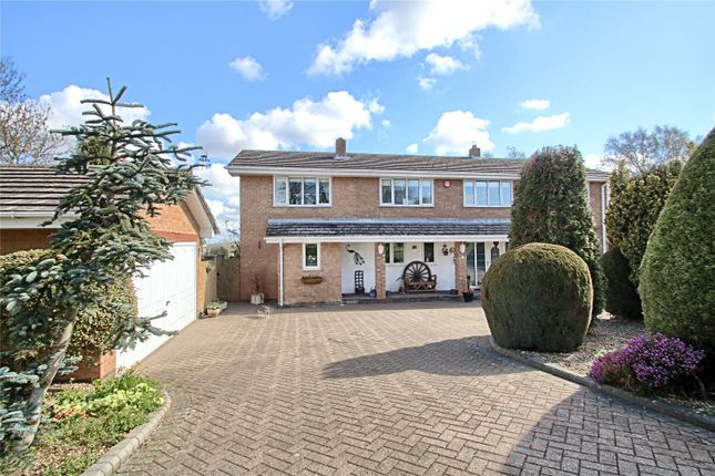 Thumbnail Detached house for sale in Manor Close, Low Worsall, Yarm