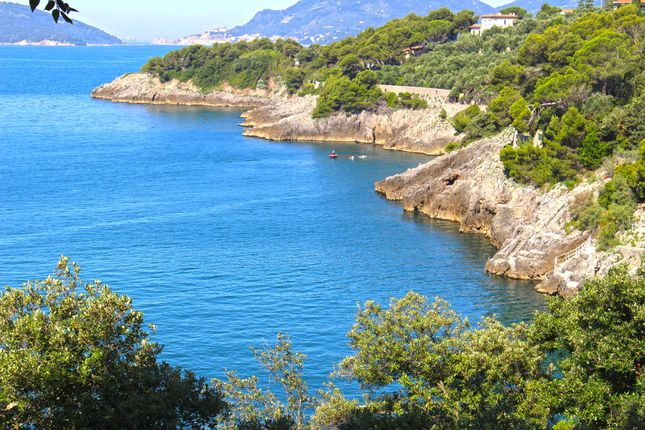 Dramatic Scenery of Lerici, La Spezia, Liguria, Italy