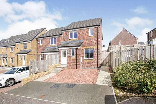 3 bed semi-detached house for sale in Kilchurn Grove, Glasgow G72