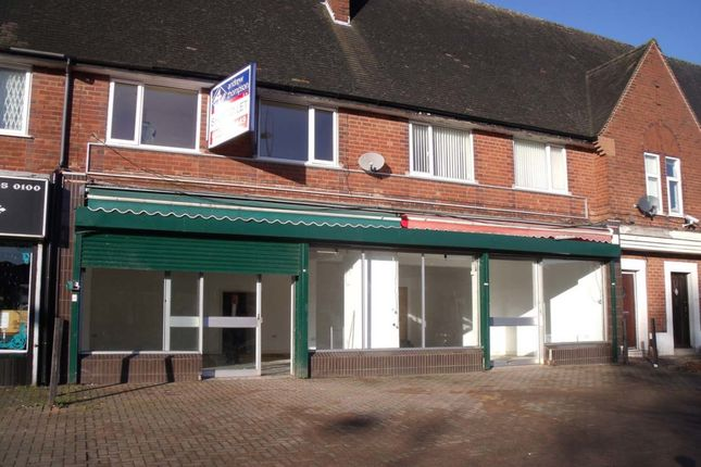 Thumbnail Retail premises to let in Beckbury Road, Birmingham