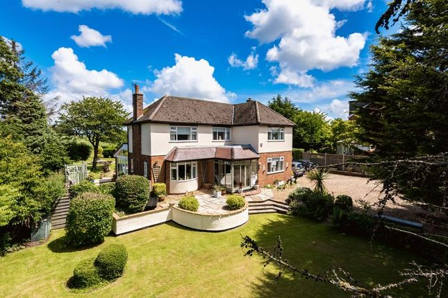 Thumbnail Detached house for sale in Southport Road, Scarisbrick, Ormskirk