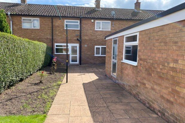 3 bed terraced house to rent in Vicars Cross, Chester CH3