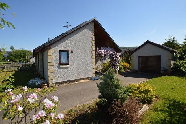 Thumbnail Semi-detached bungalow for sale in 6 Kilmore Road, Kilmore, Drumnadrochit, Inverness