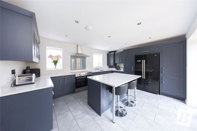 Thumbnail Detached house for sale in Bumpstead Mead, Aveley, South Ockendon, Essex